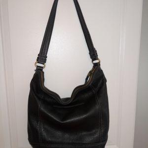 The Sak Crossbody leather purse